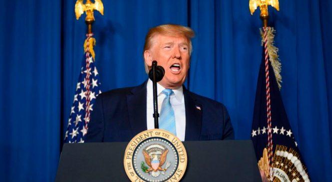अमेरिकाद्वारा इरानमाथि थप प्रतिबन्धको घोषणा