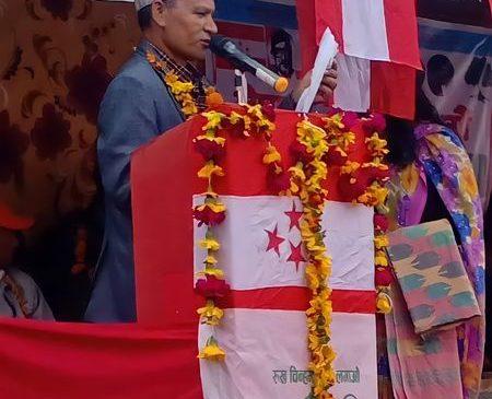 नेपाली कांग्रेस हुम्ला जिल्ला सभापति यात्रामा सिंह ………….