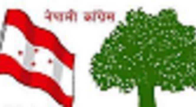 हुम्लामा कंग्रेश बिभानको डिलमाःपौडेल पक्षले समानान्तर समिति घोषणा गर्यो